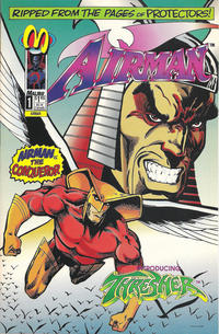 Cover Thumbnail for Airman (Malibu, 1993 series) #1 [Direct Edition]