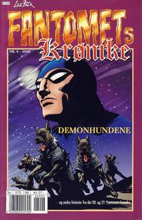 Cover Thumbnail for Fantomets krønike (Hjemmet / Egmont, 1998 series) #6/2000
