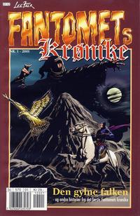 Cover Thumbnail for Fantomets krønike (Hjemmet / Egmont, 1998 series) #1/2001