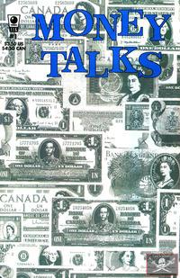 Cover Thumbnail for Money Talks (Slave Labor, 1996 series) #1