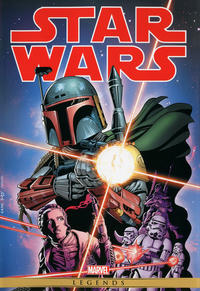 Cover Thumbnail for Star Wars: The Original Marvel Years Omnibus (Marvel, 2015 series) #2 [Gene Day Cover]