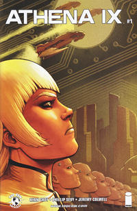 Cover Thumbnail for Athena IX (Image, 2015 series)  [Cover B]