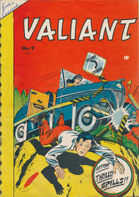 Cover Thumbnail for Valiant (Bell Features, 1951 series) #9