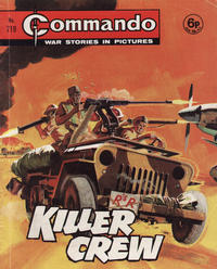 Cover Thumbnail for Commando (D.C. Thomson, 1961 series) #719