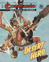 Cover Thumbnail for Commando (D.C. Thomson, 1961 series) #731
