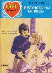 Cover Thumbnail for Hjerterevyen (Serieforlaget / Se-Bladene / Stabenfeldt, 1960 series) #19/1980