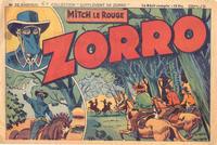 Cover Thumbnail for Supplément de Zorro (SNPI (Société Nationale de Presse Illustrée), 1948 series) #23
