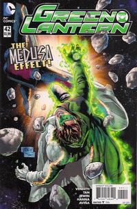 Cover Thumbnail for Green Lantern (DC, 2011 series) #42