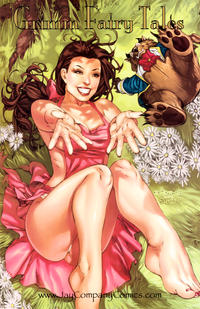 Cover Thumbnail for Grimm Fairy Tales (Zenescope Entertainment, 2005 series) #14 [2007 Wizard World Texas JayCo Exclusive Gothic Lolita Eric Basaldua Sela Variant]