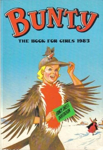 Cover for Bunty for Girls (D.C. Thomson, 1960 series) #1983