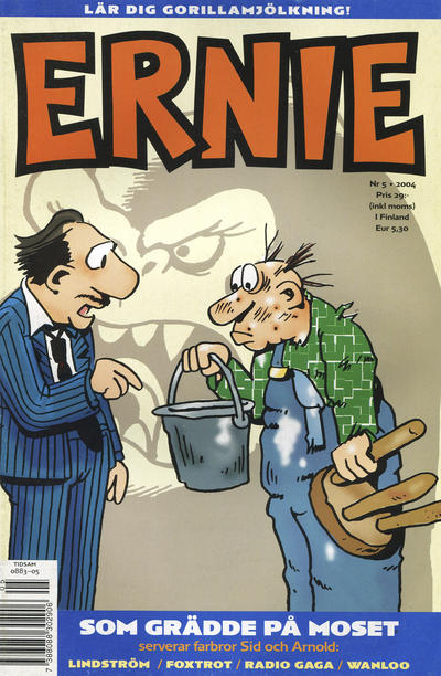 Cover for Ernie (Egmont, 2000 series) #5/2004