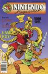 Cover for Nintendo magasinet (Atlantic Förlags AB; Pandora Press, 1990 series) #2/1991
