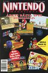 Cover for Nintendo magasinet (Atlantic Förlags AB; Pandora Press, 1990 series) #5/1992