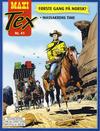 Cover for Maxi Tex (Hjemmet / Egmont, 2008 series) #41 - Massakrens time
