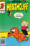 Cover Thumbnail for Heathcliff (1985 series) #24 [Newsstand]