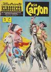Cover for Illustrierte Klassiker [Classics Illustrated] (BSV - Williams, 1956 series) #3 - Kit Carson [HRN 16]