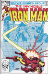 Cover Thumbnail for Iron Man (1968 series) #166 [Direct Edition]