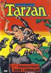 Cover for Tarzan (Atlantic Forlag, 1977 series) #7/1978