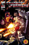 Cover for Transformers: Generation One (Dreamwave Productions, 2003 series) #v3#1 [Dynamic Forces variant]