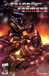 Cover for Transformers: Generation One (Dreamwave Productions, 2003 series) #v3#1 [Silver Snail Exclusive]