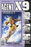 Cover for Agent X9 (Egmont, 1997 series) #12/2003