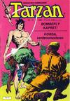Cover for Tarzan (Atlantic Forlag, 1977 series) #19/1980