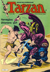 Cover for Tarzan (Atlantic Forlag, 1977 series) #21/1980