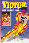 Cover for The Victor Book for Boys (D.C. Thomson, 1965 series) #1994