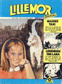 Cover Thumbnail for Lillemor Spesial (Serieforlaget / Se-Bladene / Stabenfeldt, 1980 series) #3/1989