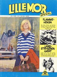 Cover Thumbnail for Lillemor Spesial (Serieforlaget / Se-Bladene / Stabenfeldt, 1980 series) #4/1989