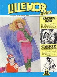 Cover Thumbnail for Lillemor Spesial (Serieforlaget / Se-Bladene / Stabenfeldt, 1980 series) #5/1989