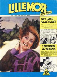 Cover Thumbnail for Lillemor Spesial (Serieforlaget / Se-Bladene / Stabenfeldt, 1980 series) #1/1989