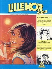 Cover Thumbnail for Lillemor Spesial (Serieforlaget / Se-Bladene / Stabenfeldt, 1980 series) #2/1990
