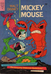 Cover Thumbnail for Walt Disney's Mickey Mouse (W. G. Publications; Wogan Publications, 1956 series) #191