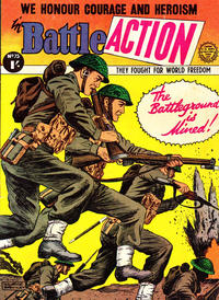 Cover Thumbnail for Battle Action (Horwitz, 1954 ? series) #75