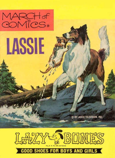 Cover for March of Comics (Western, 1946 series) #394 [non-ad cover]