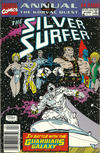 Cover Thumbnail for Silver Surfer Annual (1988 series) #4 [Newsstand]