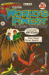 Cover for Superman Presents World's Finest Comic Monthly (K. G. Murray, 1965 series) #53
