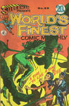 Cover for Superman Presents World's Finest Comic Monthly (K. G. Murray, 1965 series) #55