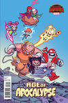Cover for Age of Apocalypse (Marvel, 2015 series) #1 [Skottie Young Babies Variant]
