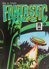 Cover for Fantastic Tales (Thorpe & Porter, 1963 series) #2