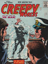 Cover for Creepy Worlds (Alan Class, 1962 series) #3