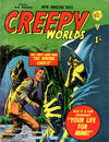Cover for Creepy Worlds (Alan Class, 1962 series) #9
