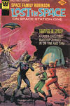Cover for Space Family Robinson, Lost in Space on Space Station One (Western, 1974 series) #43 [Whitman]