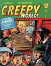 Cover for Creepy Worlds (Alan Class, 1962 series) #25