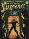Cover for Amazing Stories of Suspense (Alan Class, 1963 series) #10