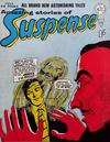 Cover for Amazing Stories of Suspense (Alan Class, 1963 series) #45