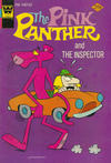 Cover for The Pink Panther (Western, 1971 series) #21 [Whitman]