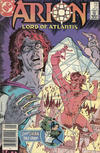 Cover Thumbnail for Arion, Lord of Atlantis (1982 series) #27 [Newsstand]