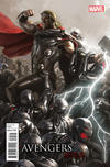 Cover Thumbnail for Avengers (2013 series) #44 [Retailer Incentive Avengers Age of Ultron Connecting Variant A]